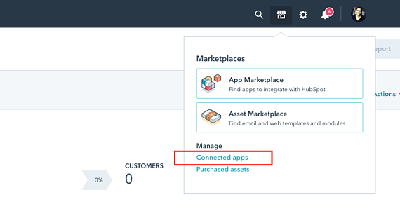 Connect Search Console step 1
